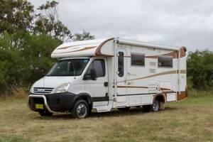 Sunliner Motorhome - EuroSpa #8216 Bennetts Green Lake Macquarie Area Preview