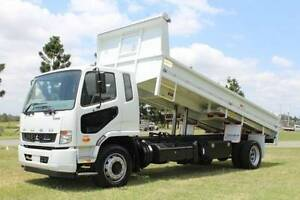 Fuso Fighter 1627 Low Side Steel Bin- Manual Tipper Rocklea Brisbane South West Preview