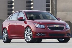 2014 Chevy Cruze low kms
