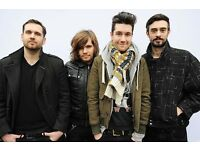 Bastille ALL Uk Dates Available £46.50 Each