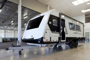 Avida Multi-Terrain Caravan - Topaz CV7652SL #8192 Bennetts Green Lake Macquarie Area Preview