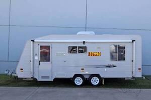 Coromal Caravan - Family Series #6470 Windale Lake Macquarie Area Preview