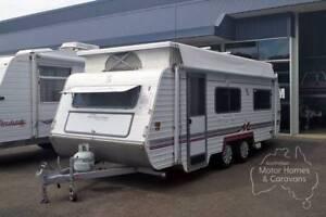 Crusader Caravan - Pop Top Monarch #6695 Windale Lake Macquarie Area Preview