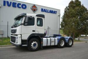 Volvo FM450 HYDRAULICS - FULL HISTORY Primemover Warrenheip Ballarat City Preview