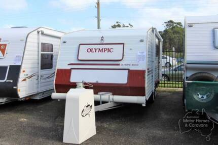 Olympic Caravan - 3000 #6995 Bennetts Green Lake Macquarie Area Preview
