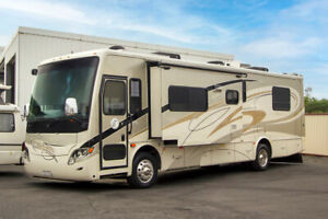 Tiffin 'A' Class Motorhome - Allegro Breeze 32BR #8283 Bennetts Green Lake Macquarie Area Preview