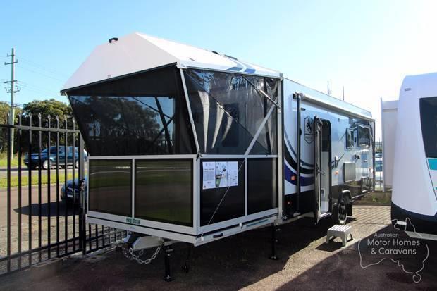 Royal Flair Caravan - Piazza Sky Deck #6621