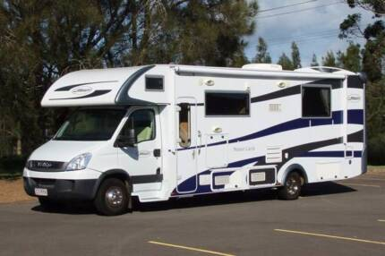Sunliner Motorhome - Monte Carlo M82 #5561 Windale Lake Macquarie Area Preview