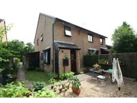 1 Bed Cluster House with garden in Bradwell Common close to city and station
