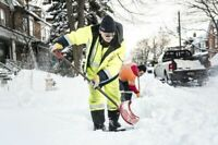 Snow Shovellers Needed in Parry Sound