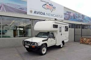 Matilda Clancy 4x4 Motorhome #6383 Windale Lake Macquarie Area Preview
