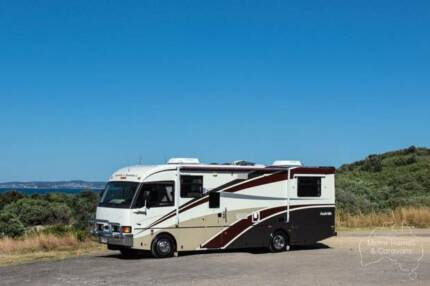 Swagman Motorhome - Australis #6707 Windale Lake Macquarie Area Preview