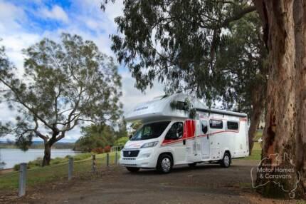 Avida Motorhome - Birdsville C7444SL #7208 Windale Lake Macquarie Area Preview