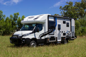 Sunliner Motorhome - Habitat HA2 #8063 Bennetts Green Lake Macquarie Area Preview