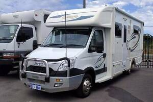 Sunliner Motorhome - Holiday G58 #6364 Windale Lake Macquarie Area Preview