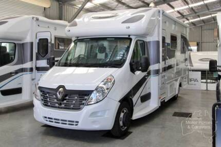 Sunliner Motorhome - Switch S441 #7073 Windale Lake Macquarie Area Preview