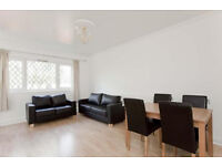 Spacious two double bedroom top floor apartment within a purpose built block.