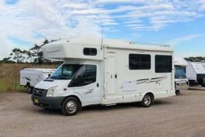 KEA Motorhome - Dreamtime (5 Berth RV) #7569 Bennetts Green Lake Macquarie Area Preview