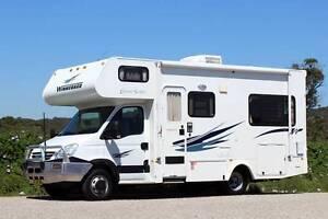 Winnebago (Avida) Motorhome - Leisure Seeker C2334SL #6175 Windale Lake Macquarie Area Preview