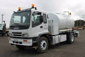 Isuzu FVR950 HD 8,000 LITRE WATER TRUCK Water truck Waterloo Corner Playford Area Preview