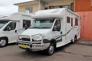 Sunliner Motorhome - Holiday H503 #6444 Windale Lake Macquarie Area Preview