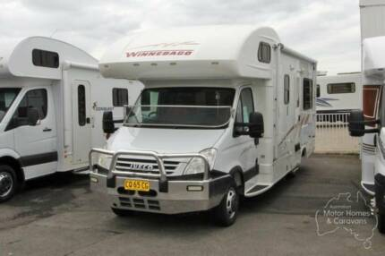 Winnebago (Avida) Motorhome - Esperance C2464 #7058 Windale Lake Macquarie Area Preview