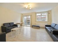 FANTASTIC 3 DOUBLE BEDROOM APARTMENT W/ ROOF TERRACE MOMENTS FROM CHALK FARM UNDERGROUND STATION