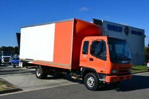 Isuzu FRR550 Medium Pantech Warrenheip Ballarat City Preview