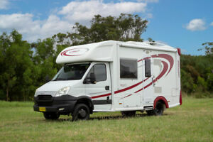 Sunliner Motorhome - Pinto 1 #8291 Bennetts Green Lake Macquarie Area Preview
