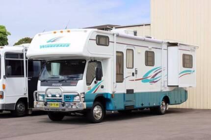 Winnebago (Avida) Motorhome - Alpine 2635SL #5736 Windale Lake Macquarie Area Preview