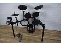 Roland TD-11K electric drum kit - UPGRADED KICK