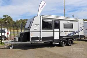 On The Move Caravan - Storm #6787 Windale Lake Macquarie Area Preview
