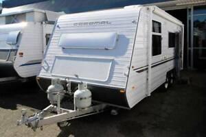 Coromal Caravan - Seka #7588 Bennetts Green Lake Macquarie Area Preview