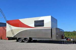 Enclosed Box Trailer #6706 Bennetts Green Lake Macquarie Area Preview