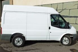 Van wanted medium size any make (preferably high roof for joiner)