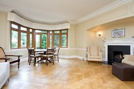 2 bedroom flat in West Heath Road, Hampstead, NW3