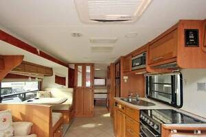 Winnebago (Avida) Motorhome - Longreach C3135SL #6507 Windale Lake Macquarie Area Preview