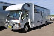 Sunliner Motorhome - Kinder #7083 Windale Lake Macquarie Area Preview