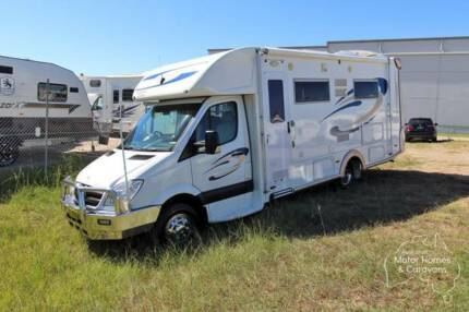 Sunliner Motorhome - Holiday G59 #6860
