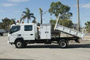 2010 FUSO CANTER EX-COUNCIL LOW KM - Finance or Rent-to-Own $364pw* Narre Warren Casey Area Preview