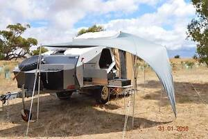 TVAN OFFROAD CAMPER TRAILER FOR HIRE – NOT FOR SALE Para Hills Salisbury Area Preview
