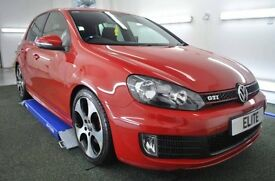 Red Golf GTI for sale