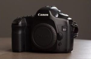 Canon 5D Classic + 2 Lenses and Bag