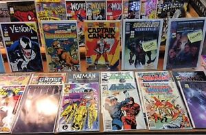 THOUSANDS of COMIC BOOKS for SALE !