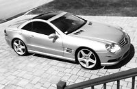 Mercedes Benz amg wheels mags 20 inch for sale