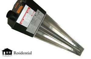 Infrared Garage Heater 75,000BTU - CLENTEC