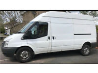 Man and van Swindon removals collections and delivery