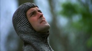 FInd the holy grail w/ JOHN CLEESE in TO -main floor centre tix