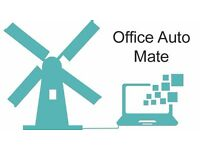 OFFICE AUTO MATE - SMALL BUSINESS DATA SUPPORT