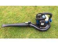 Mac Allister 26cc MBV260 Petrol Garden Blower & Vacuum